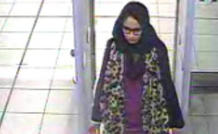 Threats Force British Wife of ISIS Fighter to Flee a Refuge