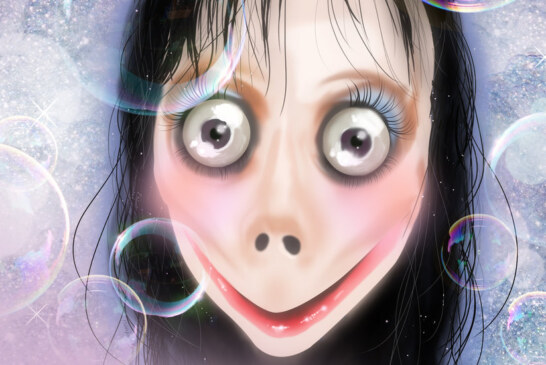 Momo Is as Real as We've Made Her