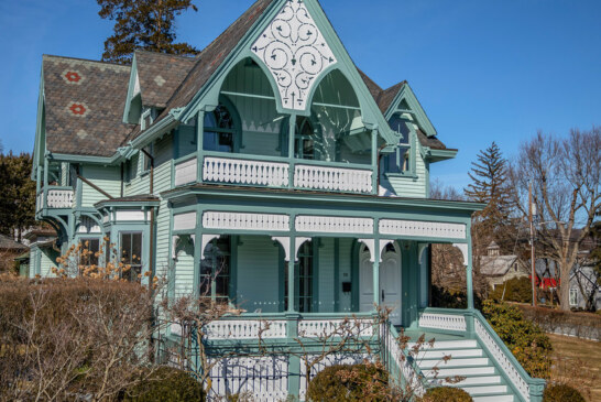 Living In: Nyack, N.Y.: The Bohemian (and Budget) Appeal of the Left Bank