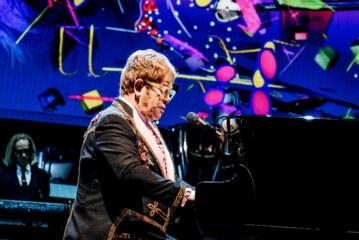 The Week in Arts: Elton John, Ethan Hawke, 'Imagining Madoff'