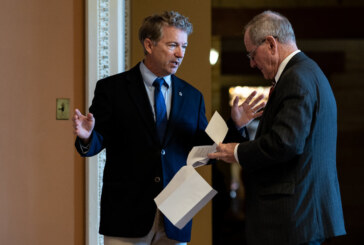 Rand Paul Opposes Trump's Emergency Declaration, Likely Providing Decisive Vote