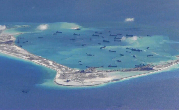 Philippine Official, Fearing War With China, Seeks Review of U.S. Treaty
