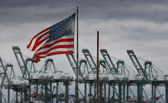Trade Deficit Soars to Record Level