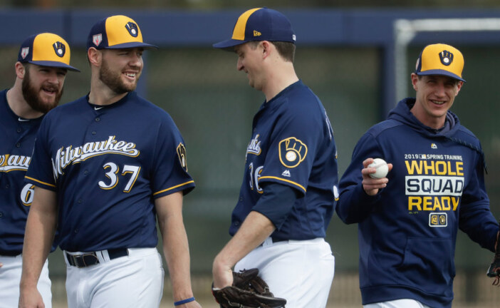 Brewers Are Still Looking for Any Way to Get an Out, and a Title
