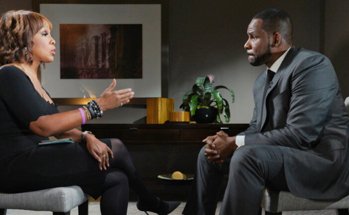R. Kelly Comes Out Swinging in TV Interview: 'I Make Mistakes, but I'm Not a Devil.'