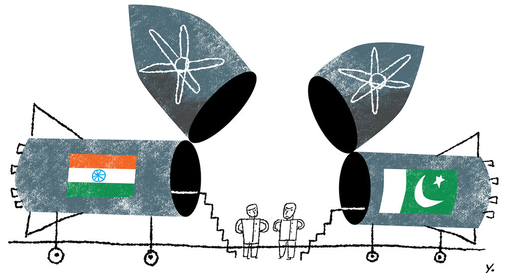 Opinion | With India and Pakistan, a Storm Always Threatens
