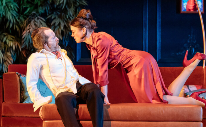 In London Theaters, Reinvention's the Thing