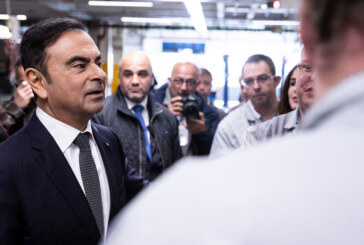 Carlos Ghosn Emerges to Say He Was 'Wrongly Accused and Unfairly Detained'