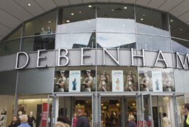 Debenhams shares drop after it withdraws full-year outlook
