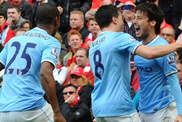 Manchester City's millionaire soccer stars set to face lowly Newport