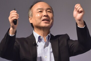 SoftBank's Masayoshi Son may have become billions richer in one day