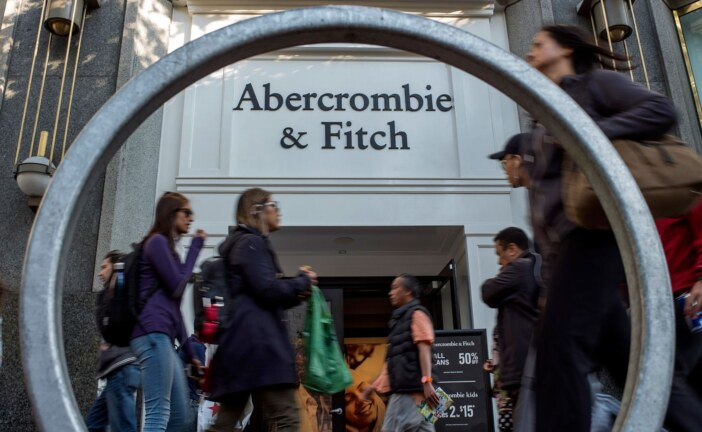 Abercrombie shares soar 17% after earnings beat