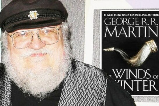 Winds of Winter – George RR Martin's REVEALING Game of Thrones book news | Books | Entertainment