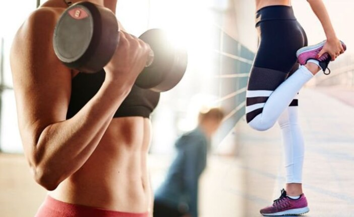 Weight loss plan tips: What is the best exercise to do in order to lose weight fast?