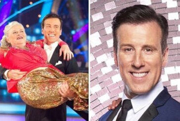 Strictly Come Dancing 2019: Anton Du Beke tipped to make semi finals according to odds | TV & Radio | Showbiz & TV