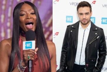 Naomi Campbell and Liam Payne: Model FINALLY breaks silence on the Jonathan Ross show   Celebrity News   Showbiz & TV