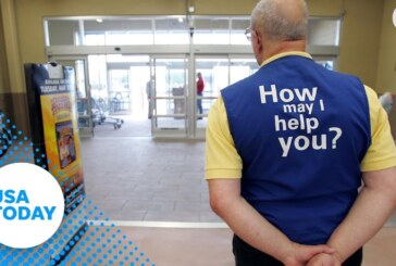 Walmart faces backlash for changing greeter roles