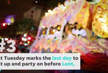 5 things to know about Mardi Gras
