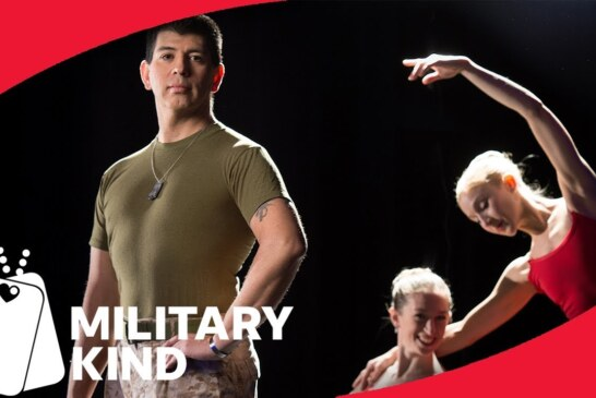 U.S. Marine Uses Ballet To Cope With Emotional Return Home | Militarykind