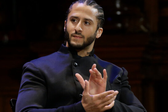 Colin Kaepernick and the N.F.L. Settle Collusion Case
