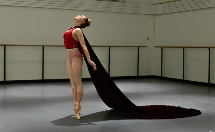 #SpeakingInDance: The Most Powerful Woman You've Ever Seen