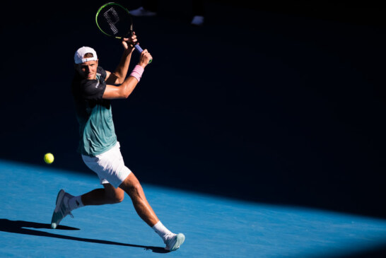 Back From Tennis Purgatory, Lucas Pouille Defies Even His Own Expectations