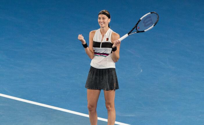 Kvitova and Osaka Will Play for Australian Open Title and No. 1 Ranking