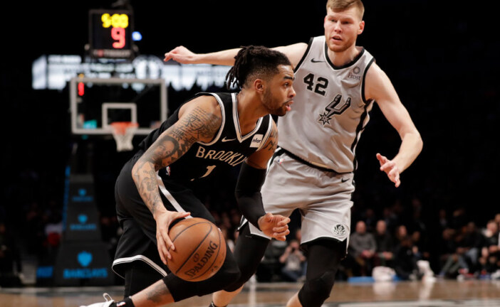 Nets Stifle the Spurs, Holding Them to a Season Low in Points