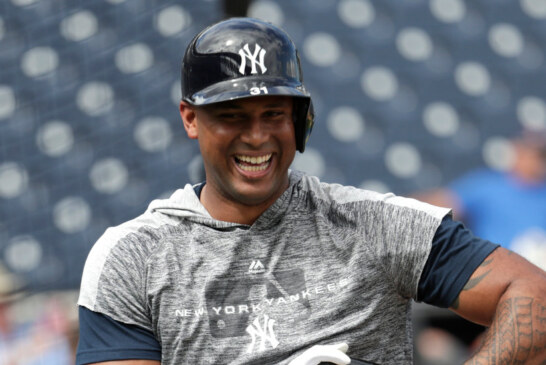Yankees Secure Aaron Hicks With 7-Year, $70 Million Deal