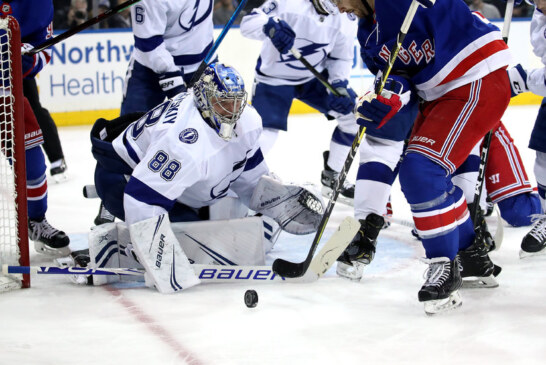 Tampa Bay and Calgary Keep Streaks Alive by Beating Rangers and Devils