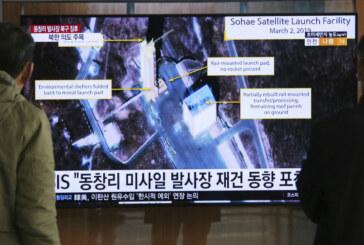 Trump: 'Very disappointed' if Kim rebuilding N Korea rocket site | South Korea News