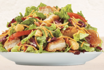 The Best Fast Food Salads, According To Nutritionists
