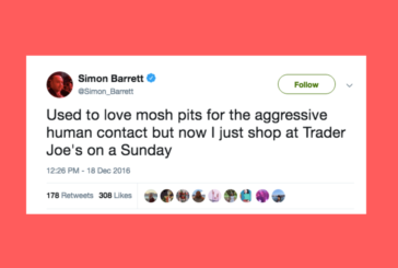 50 Hilarious Tweets That Sum Up Shopping At Trader Joe's