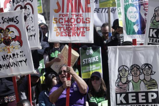 Oakland Teachers Still On Strike After One Week