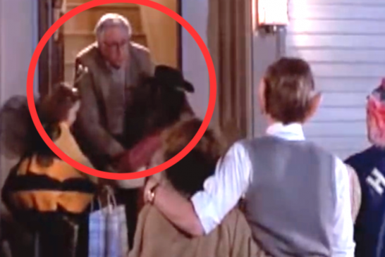 Bernie Sanders Hands Out Candy In 1988 Movie 'Sweet Hearts Dance'