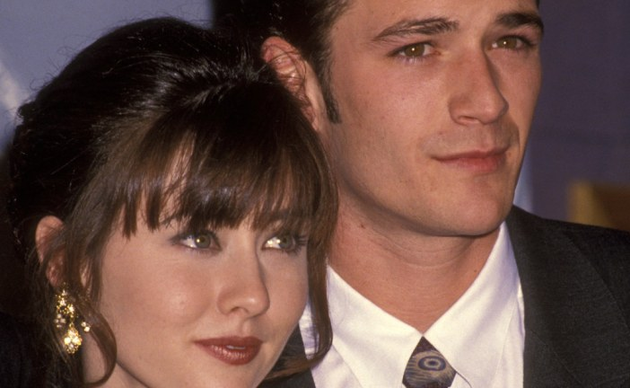 'Heartbroken' Shannen Doherty Reacts To Luke Perry's Death: 'I Am In Shock'