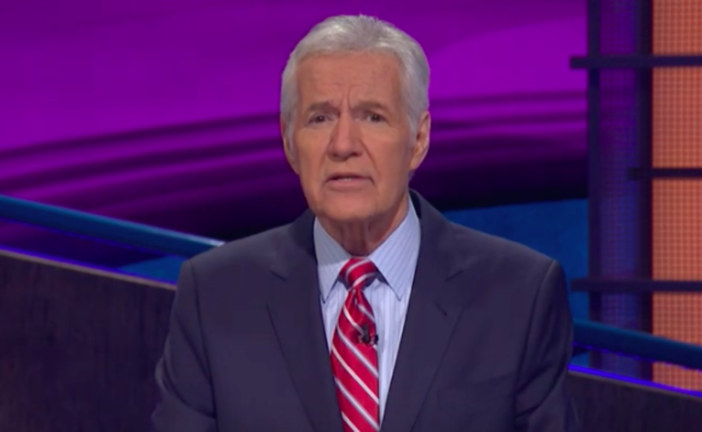 'Jeopardy!' Host Alex Trebek Announces Stage 4 Pancreatic Cancer Diagnosis