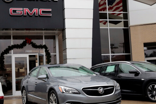 G.M. Backs Rule to Curb Carbon-Monoxide Risk in Keyless Cars