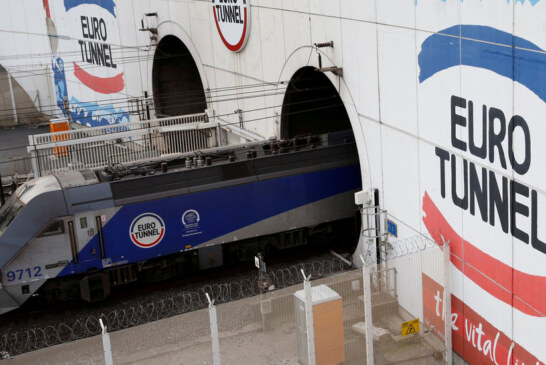 U.K. Government to Pay Eurotunnel £33 Million Over Brexit Contracts