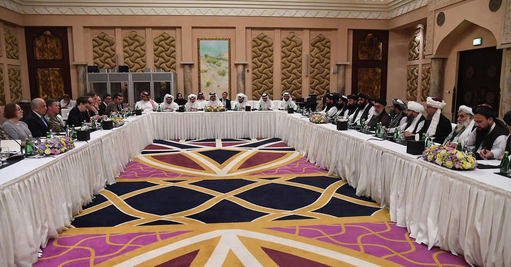 U.S. and Taliban Talks Progress Despite Attacks and Regional Tensions