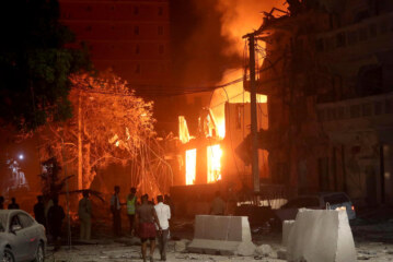 Gun Battle in Somali Capital Ends in Death of Shabab Attackers