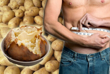 Weight loss: Potato in your diet WON'T make you gain weight thanks to satiety index score   Diets   Life & Style