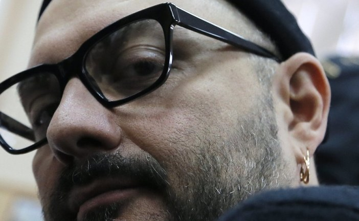 Russian Theater Director's House Arrest Is Extended