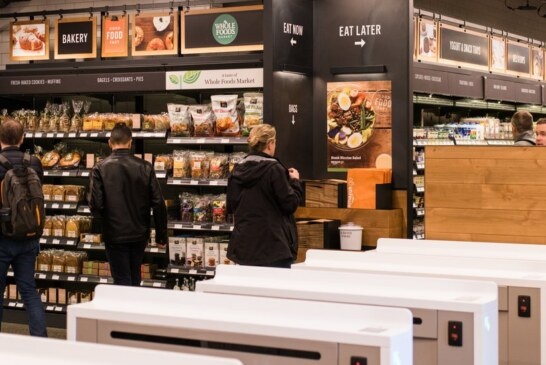 Inside Amazon Go, a Store of the Future