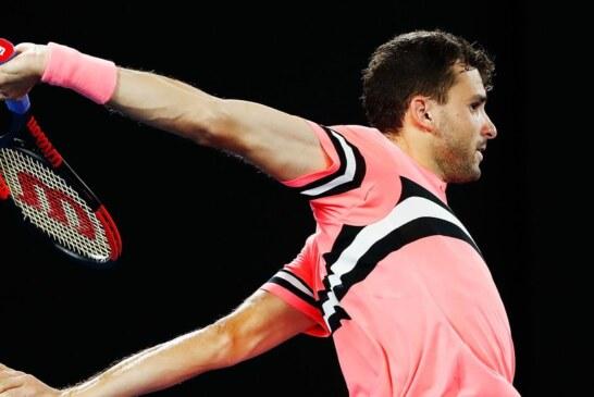 Momentum Builds Toward Grigor Dimitrov's Grand Slam Breakthrough