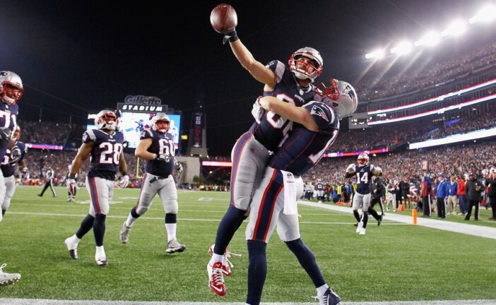 How the Patriots Came Back to Win the A.F.C. Championship