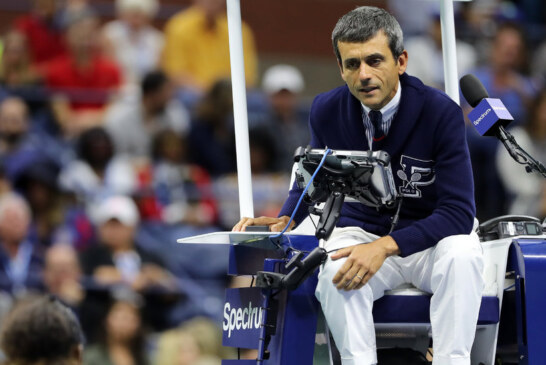 Umpire in Serena Williams Dispute Was a Stickler From the Start
