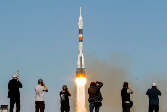 Russian Rocket Fails, and 2 Astronauts Make Safe Emergency Return
