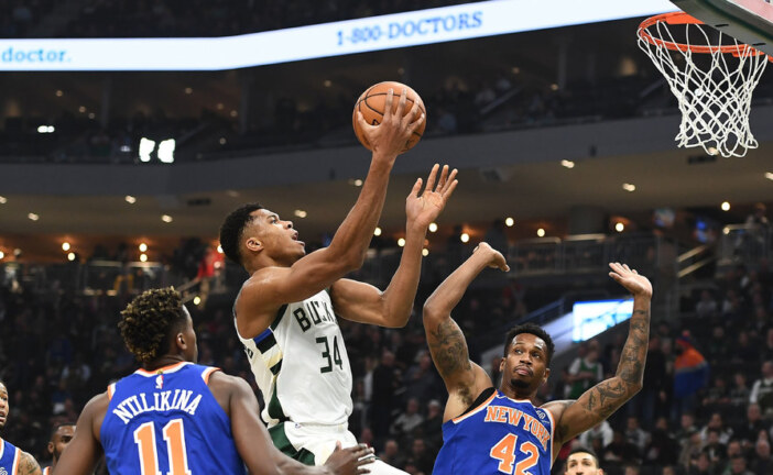 Knicks' Late Rally Falls Short Against Bucks