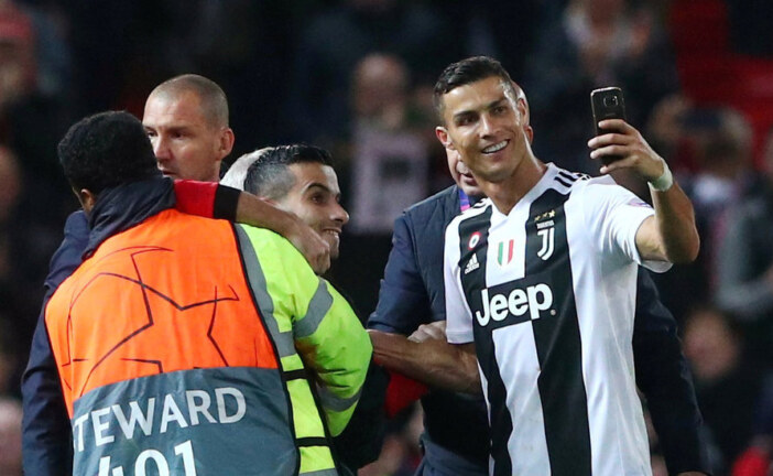 Cristiano Ronaldo, Amid a Cloud of Allegations, Basks in Adulation